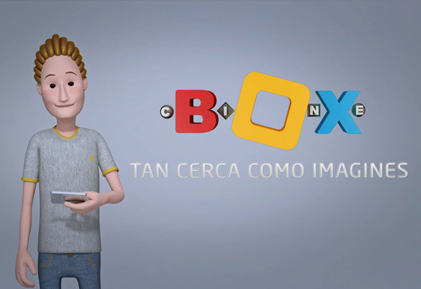 Cinebox - Tan Cerca